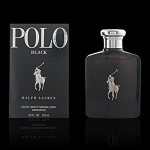 POLO BLACK eau de toilette Spray 125 ml