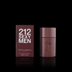 212 SEXY MEN eau de toilette Spray 50 ml