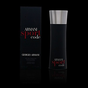 ARMANI CODE SPORT eau de toilette Spray 75 ml